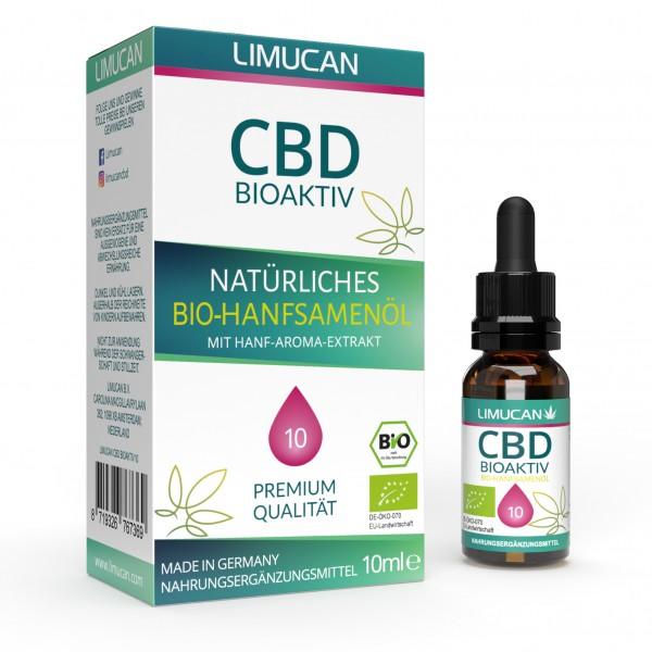 Limucan CBD BIOAKTIV 10 Bio