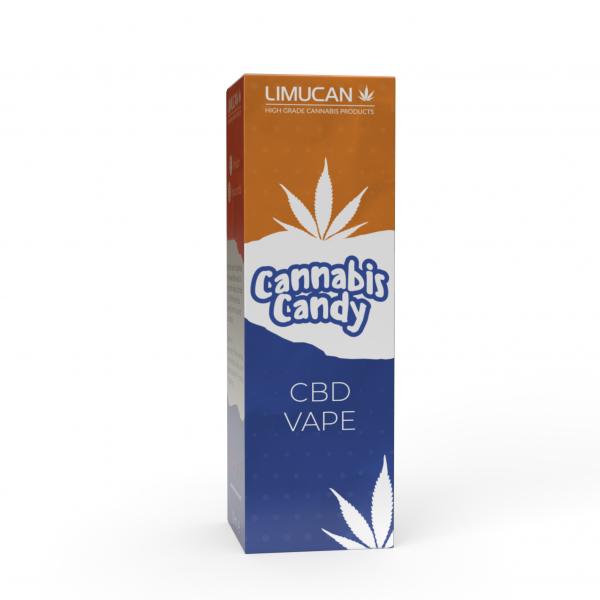 CBD-Liquid Limucan Vape - Candy - verschiedene Stärken