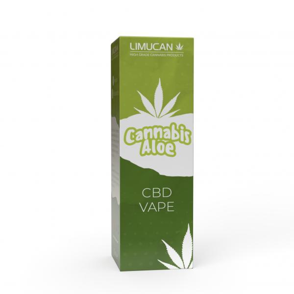 CBD-Liquid Limucan Vape - Aloe - verschiedene Stärken