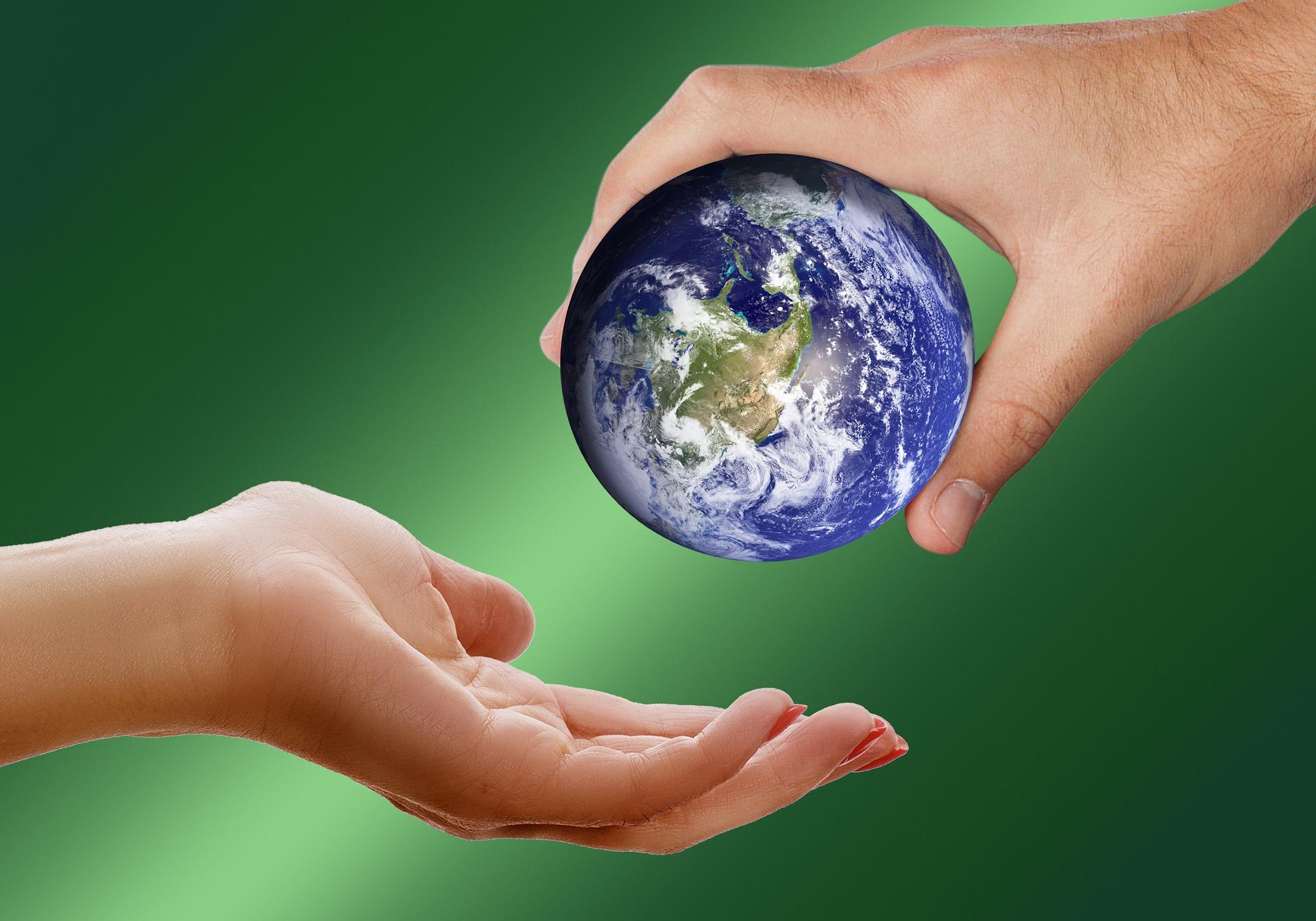 CBD und Umweltbewusstsein